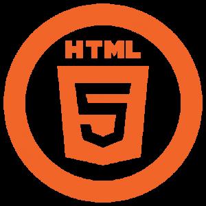 HTML Icon Logo